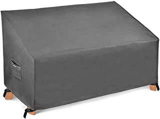 """Patio Watcher Sofa Cover Heavy Duty Patio Sofa Cover, Waterproof 3-Seater Outdoor Lawn Patio Furniture Covers, 54"""" Lx 37"""" ..."""