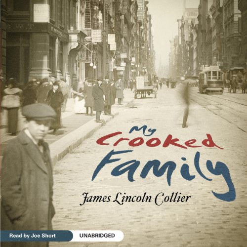 My Crooked Family copertina