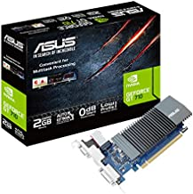 Asus GeForce GT 710 2GB GDDR5 HDMI VGA DVI Graphics Card Graphic Cards GT710-SL-2GD5-CSM