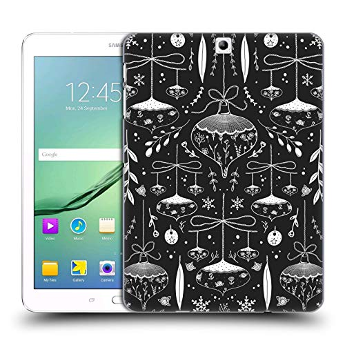 Head Case Designs Officially Licensed Anis Illustration Holidays Pattern 1 Assorted Designs 2 Hard Back Case Compatible with Samsung Galaxy Tab S2 9.7