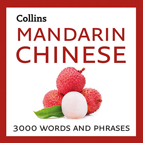 Learn Mandarin Chinese: 3000 Essential Words and Phrases cover art