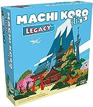 Pandasaurus Games ASMD0049 Machi Koro Legacy, Mehrfarbig, Bu