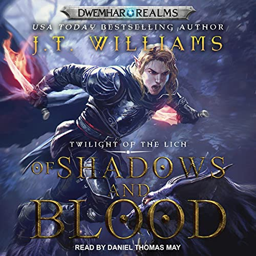Of Shadows and Blood cover art