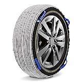 Michelin - Calzini da Neve per Auto, in Tessuto, Serie SOS Grip 0