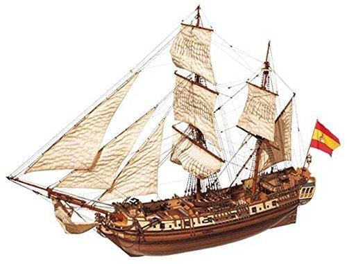 OcCre La Candelaria 1:85 tasa de la construcción naval