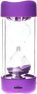 سماعة Goolrc بلوتوث رملية رملية رملية مع ميكروفون ستيريو TF فتحة بطاقة متعددة الوظائف أزياء متوافقة مع آيفون سامسونج أرجواني