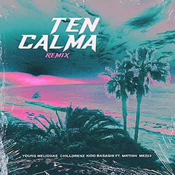 Ten Calma (Remix)