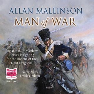Man of War cover art