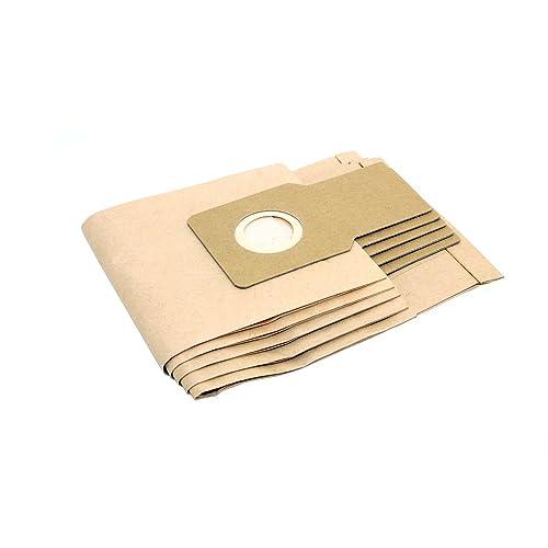 Replacement bags to fit the Panasonic U-20E Dust Bags models E40,E400,E50,E500 Pack of 5