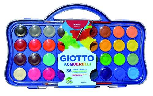 Giotto Acquerelli 353600 36 Pz