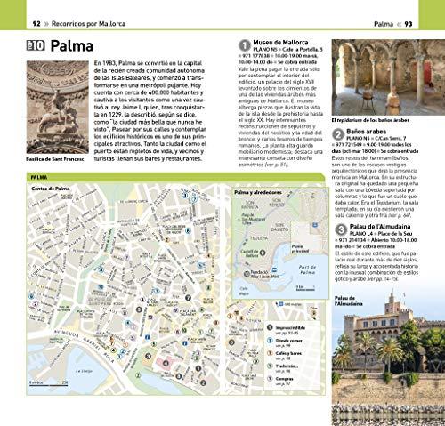 Guía Visual Top 10 Mallorca (Guías Top10) (Spanish Version) - 51H +35Qn6L
