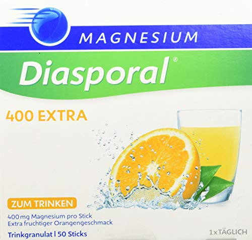 Magnesium Diasporal 400 Extra, 50 Stück
