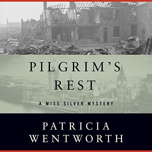 Pilgrim's Rest audiobook cover art