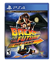 Back to the Future: The Game - 30th Anniversary -  (輸入版:北米) - PS4