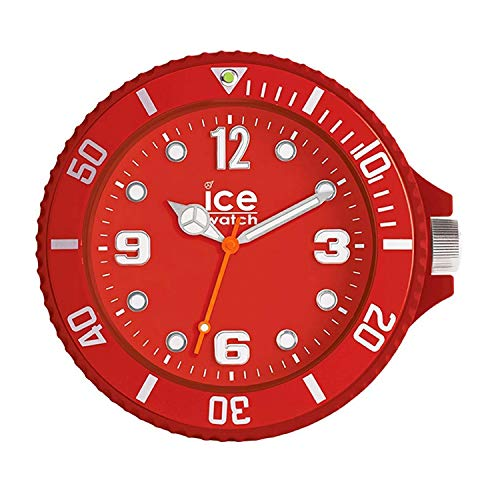Ice watch Wall Clock Unisex Uhr analog Quarzwerk mit Armband IC015208