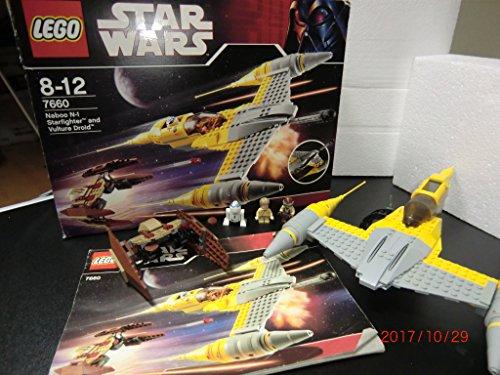 LEGO Star Wars 7660 - Naboo N-1 Starfighter und Vulture Droid