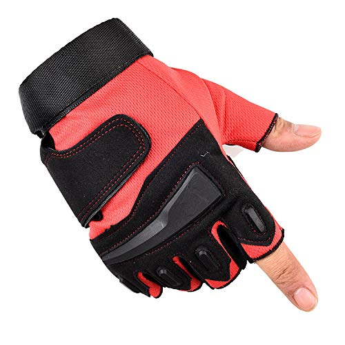 Storm Gloves Slip Outdoor Männer kämpfen gegen Fingerlose Handschuhe-4