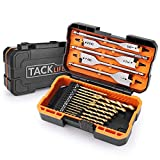 Tacklife DB01 Drill Bit Set