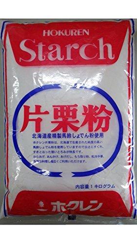 片栗粉 1kg×12袋