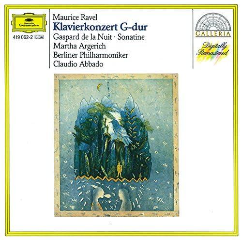 Martha Argerich, Berliner Philharmoniker & Claudio Abbado