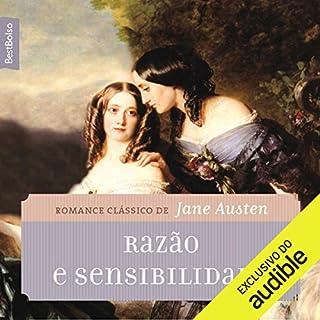 Razão e sensibilidade [Sense and Sensibility] audiobook cover art