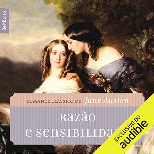 Razão e sensibilidade [Sense and Sensibility] cover art