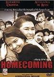 Homecoming - Philippines Filipino Tagalog DVD Movie