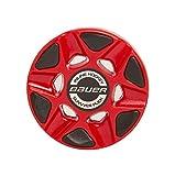 Bauer Slivvver - Bolsa de hockey sobre ruedas, color rojo