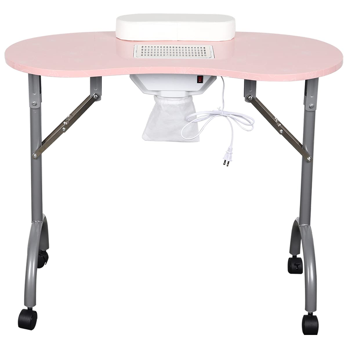 CHAOEEMY Nail Desk Animer and price revision Portable Professional New arrival Ta Manicure Table