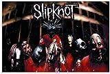 HuGuan Poster Und Gedruckte Slipknot Wandbild Und Bild