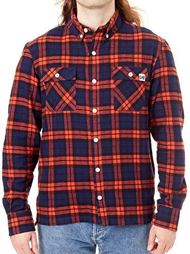 Shirt lange Mannen Planken Reynolds Shirt LS