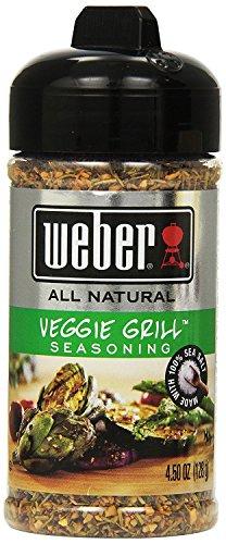 Weber Seasoning, Veggie Grill