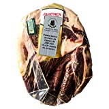2,2 Kg Paleta Iberica de Cebo de Campo JABUGO Deshuesada con 18-24 meses de curacion - Jamon Iberico Deshuesado Etiqueta Verde - Pata Negra Sin Hueso