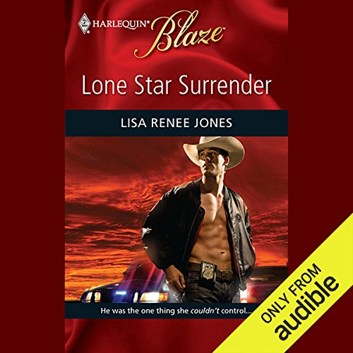 Lone Star Surrender  audiobook cover art