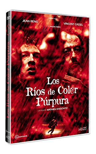 Los ríos de color púrpura [DVD]