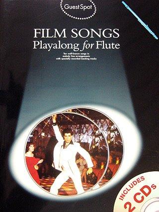 Película Canciones–Arreglados para flauta travesera–con 2CD 's [de la fragancia/Alemán] de la serie: guest Spot