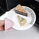 Lynn Silikon Handclip für Küchenhelfer Wärmeisolationshandschuhe Backwerkzeuge Mikrowelle...