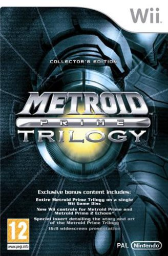 Metroid Prime: Trilogy (Wii) by Nintendo
