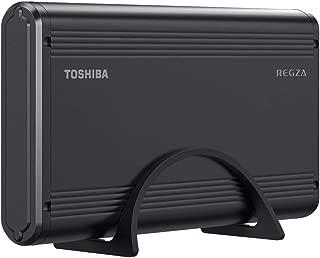 東芝 タイムシフトマシン対応 USBハードディスク(4TB)TOSHIBA REGZA THD-V3シリーズ THD-400V3