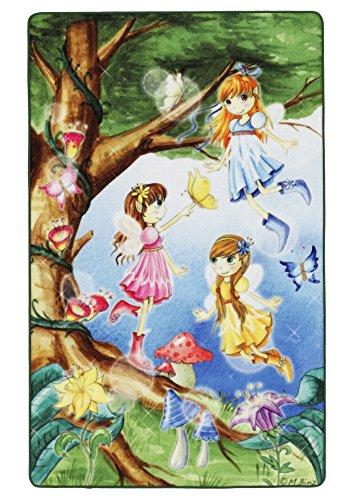 Böing Carpet Lovely Kids LK - 2 Tapis pour Enfant 100 x 160 cm