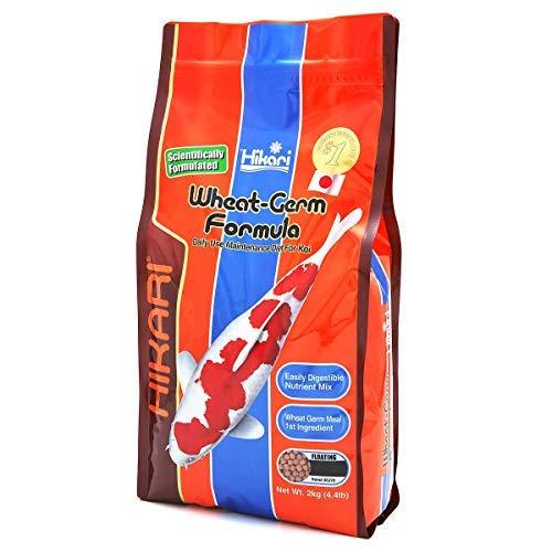 Hikari Wheatgerm Medium Pellet (Bag Size: 2Kg)