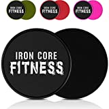 Core Sliders for Fitness Strength and Fat Loss. Abdominal Exercise Equipment...
