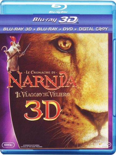 Le Cronache Di Narnia - Il Viaggio Del Veliero (3D) (Blu-Ray 3D+Blu-Ray+Dvd+Digital Copy)