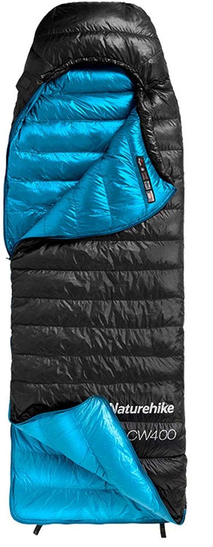 AUNLPB Cooles Wetter Erwachsene Schlafsack, tragbare leichtrechteckige oder Mumie Rucksack Schlafsack für Erwachsene, Kinder, Mdchen und Jungen,L