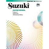 Suzuki Guitar School: Guitar Part