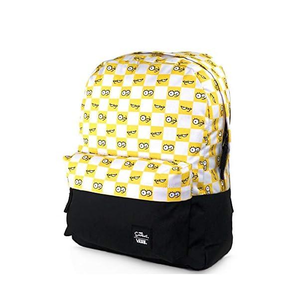 51H FBdDjgL. SS600  - VANS Vans X The Simpsons Backpack VN0A4V44ZZY1