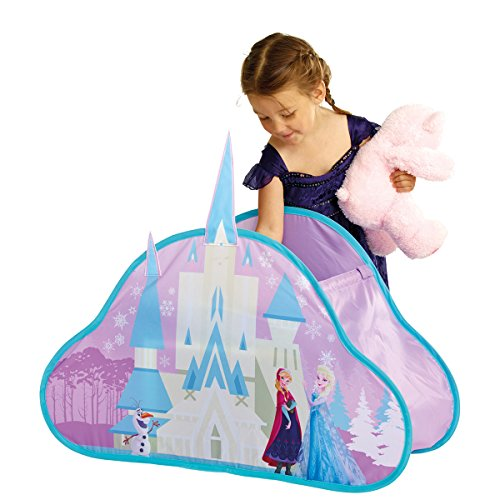 Reine des neiges 265FZN Rangement Pop Up, Polyester, Violet, 65 x 75 x 26 cm