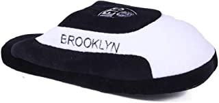 Happy Feet Mens and Womens Officially Licensed NBA Low Pro Slippers