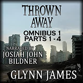 Thrown Away Omnibus 1 (Parts 1-4) audiobook cover art