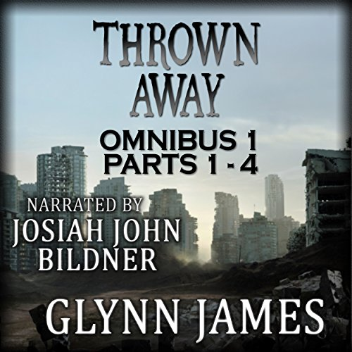 Thrown Away Omnibus 1 (Parts 1-4) cover art